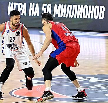 Euroleague'de Rusları ezdik!