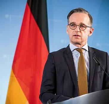 Heiko Maas: Türkiye ile yeniden anlaşmalıyız