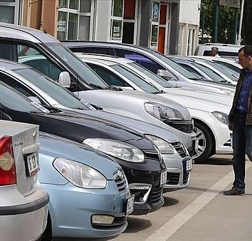 2. el araç satışlarında büyük düşüş