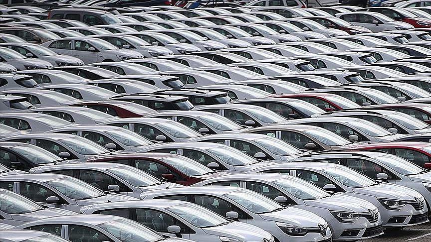 Son 10 ayda en çok satılan otomobiller belli oldu