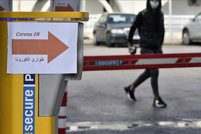 Lübnan'da sağlık krizi