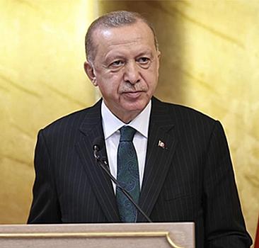 Erdoğan Angola Meclisi'nde konuştu