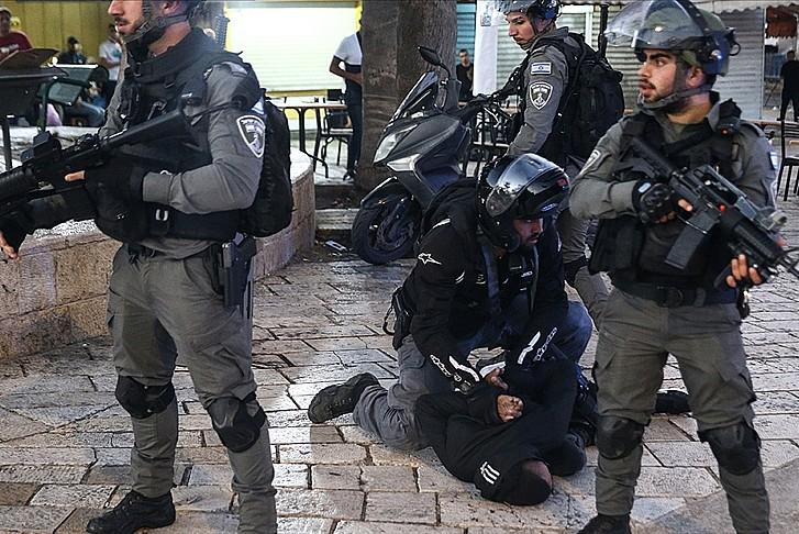İşgalciler yine saldırdılar