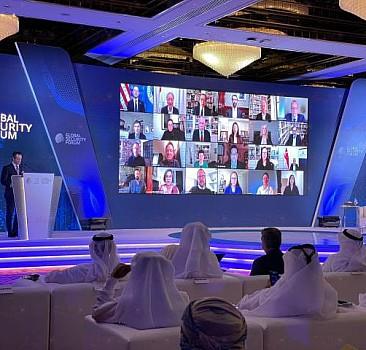 'Küresel Güvenlik Forumu 2021' Doha'da başladı