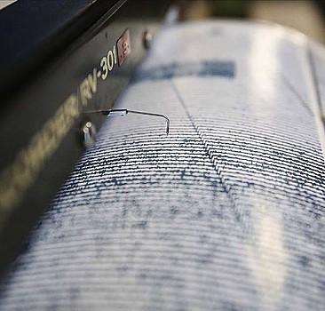 Antalya'nın Kumluca açıklarında 4,5 büyüklüğünde deprem