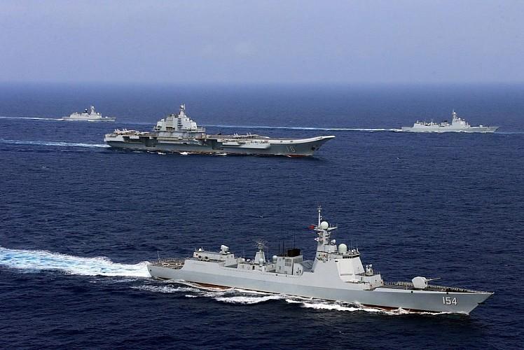 Çin'e ait 4 gemi Japonya kara sularını ihlal etti