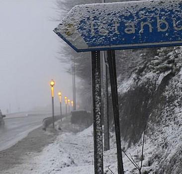 40 il için kar uyarısı!
