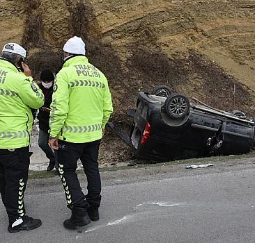 Samsun'da feci kaza : 3 ölü
