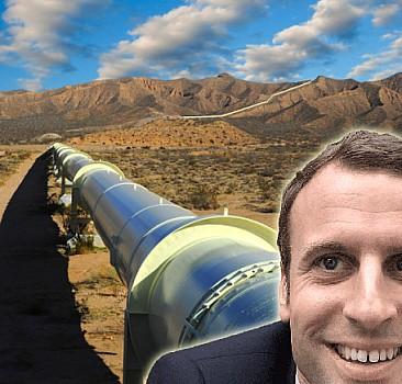 Onbinlerce aileye Macron destekli Fransız zulmü!