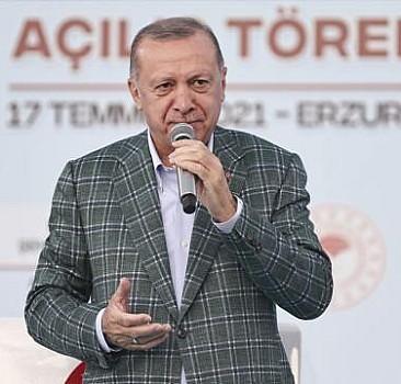 Erdoğan açıkladı! Rize için yeni karar