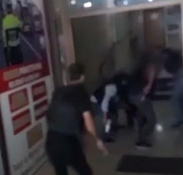 HDP binasında bir kadını öldüren şüpheli yakalanma anı ortaya çıktı