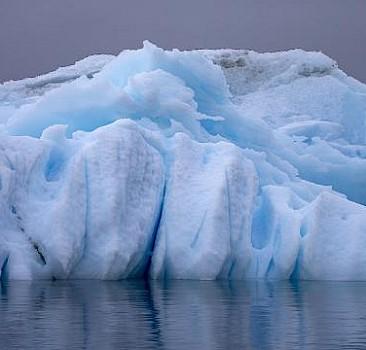 Binlerce yıllık buzullarda ilginç keşif