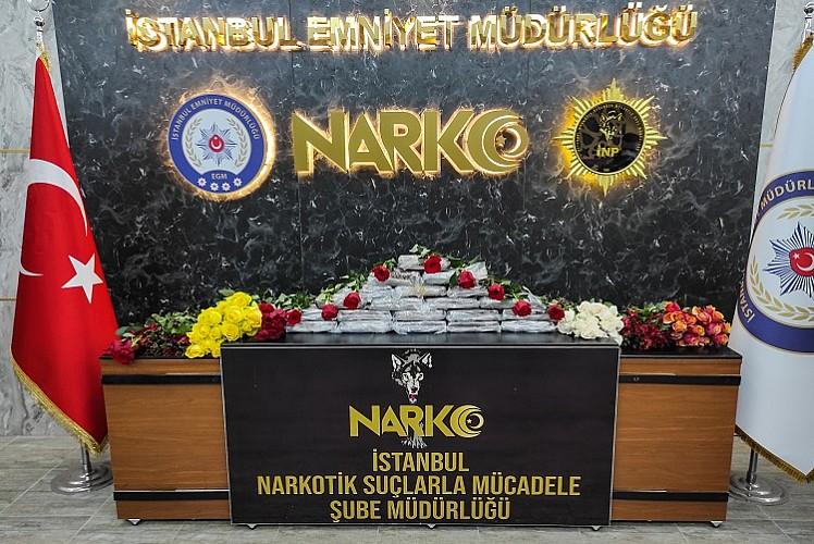 Atatürk Havalimanı'nda 24 kilo kokain ele geçirildi
