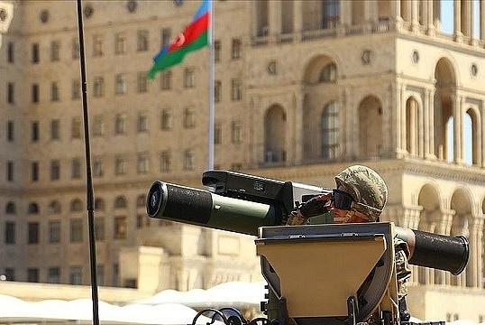 MSB'den Azerbaycan'a yıl dönümünü kutlaması