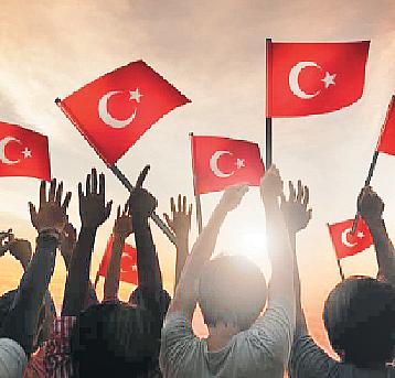 Arap halkı Türkiye'den, Arap rejimleri batıdan yana