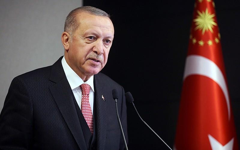 Erdoğan'dan kritik mesajlar!