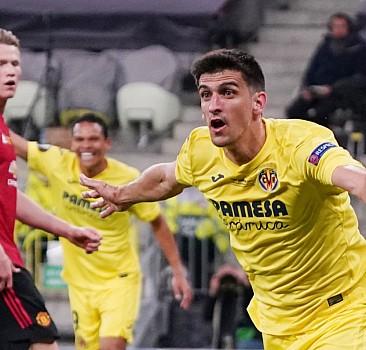 UEFA Avrupa Ligi Kupası'nın galibi Villarreal