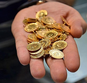 Altının gramı 500 liranın üstünde! Çeyrek ise...