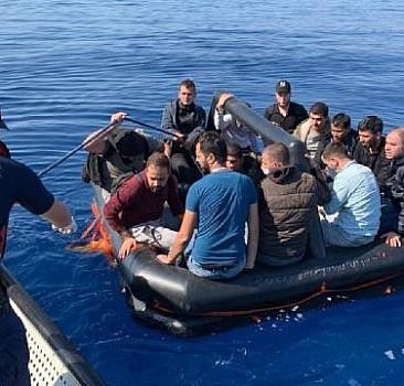 Yunanistan'ın ölüme İttiği 75 göçmen kurtarıldı