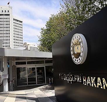 Türkiye: ABD'deki gelişmeleri endişeyle izliyoruz