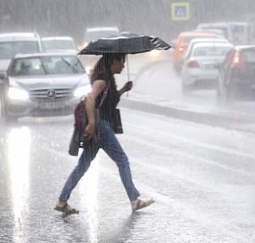 Meteoroliji'den kuvvetli sağanak uyarısı