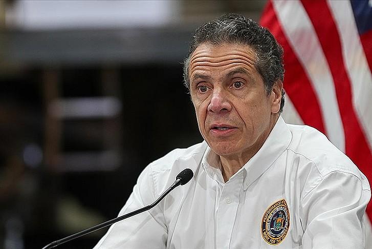 New York Valisi hakkında cinsel taciz iddiası