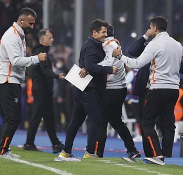 Beşiktaş deplasmanda Başakşehir'e mağlup oldu