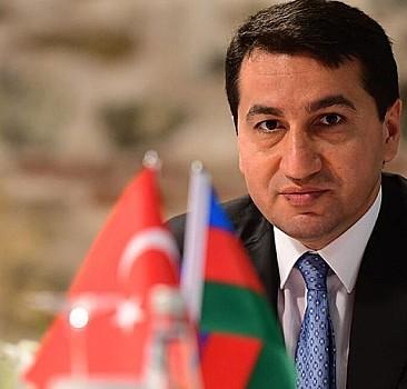 Hacıyev: Türkiye'nin masada olması şarttır