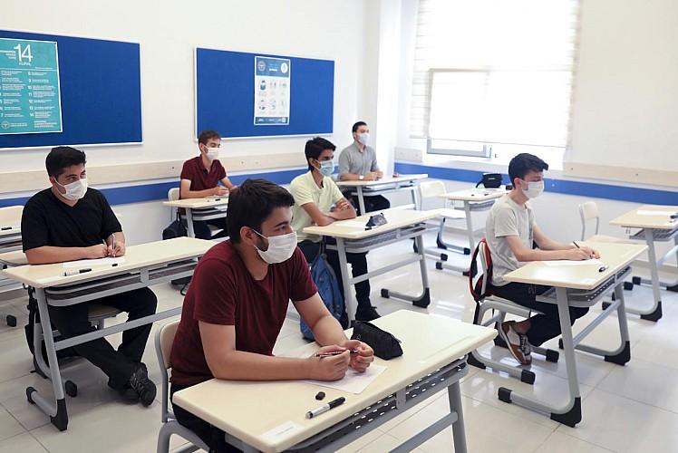 Erdoğan'dan flaş yüz yüze eğitim açıklaması