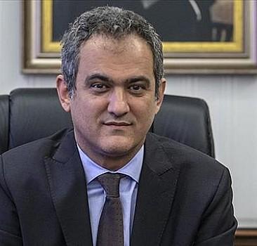 Bakanı Özer'den yüz yüze eğitim açıklaması