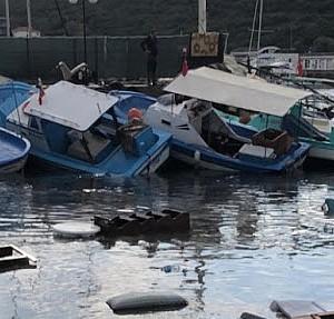Depremde kaybolan tekne 1 yıl sonra bulundu
