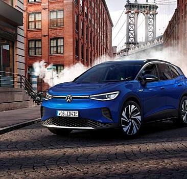 Volkswagen ID4'e büyük ödül