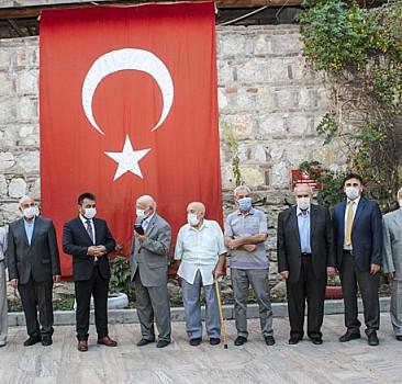 Amasya'da emekli müftülere vefa programı
