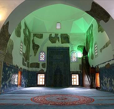 Türk sanatının ince estetiği bu camide