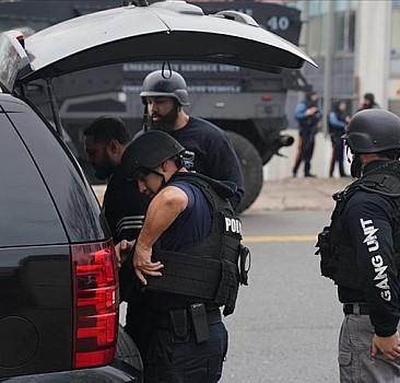 ABD'de silahlı saldırı dehşeti! Çok sayıda kişi vuruldu