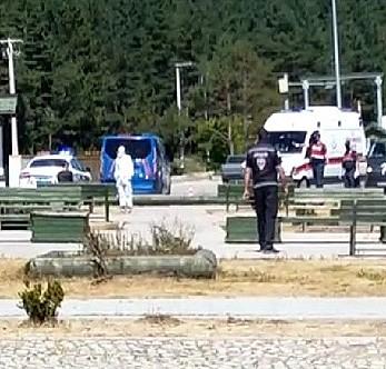 Ankara'da karantinaya alındı, Abant'ta yakalandı