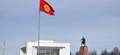 Kırgızistan'da Devlet Bayrak Günü