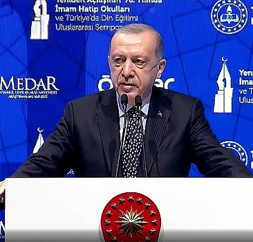 Erdoğan: 28 Şubatta kapısına kilit vurulmak isteniyordu