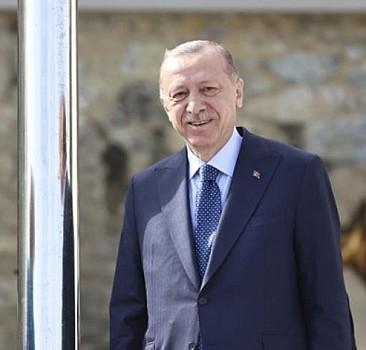 Erdoğan'dan Merkel'in yanında koalisyon mesajı