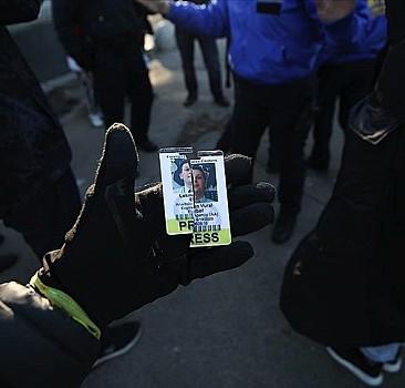 AA kameramanına New York'ta saldırı