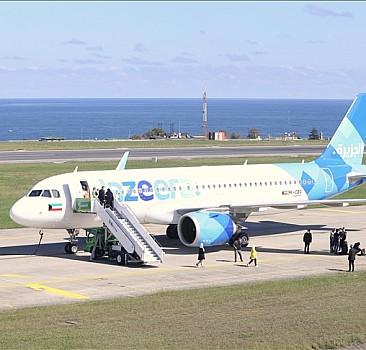 Trabzon Havalimanı'na inen uçak için bomba ihbarı yapıldı