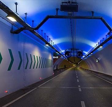 Trafiği yüzde 90 azaltacak! Avrasya tüneline kuruldu