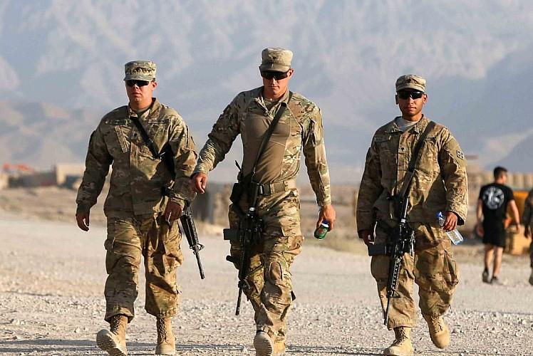 ABD'nin ardından onlar da askerlerini geri çekiyorlar