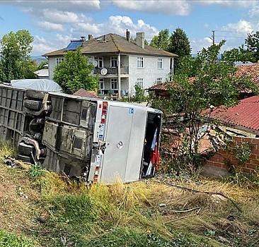 Kastamonu'da korkun kaza! Çok sayıda yaralı var