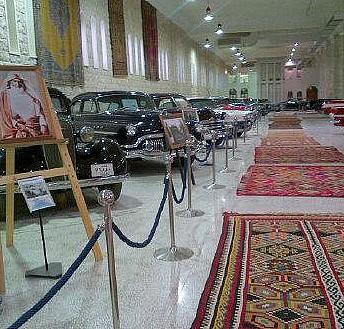 Dünyanın en büyük kişisel müzesi Şeyh Faysal'a yoğun ilgi