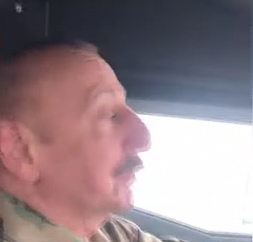 Aliyev, işgalden kurtarılan şehirleri ziyaret etti