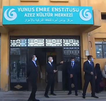 Yunus Emre Enstitüsü 60. merkezini Azez'de açtı