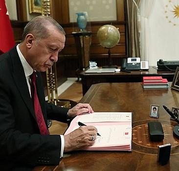 Erdoğan'dan kritik atamalar