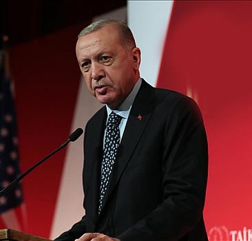 Erdoğan'dan iş dünyasına dikkat çeken mesaj