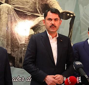 'Kanal İstanbul Projesi'ni İstanbul'umuza kazandıracağız'